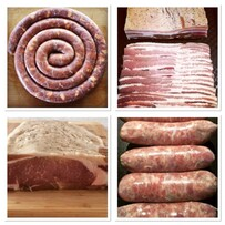 C1 - Charcuterie Class - The Breakfast Club - Bacon & Sausages in Matakohe